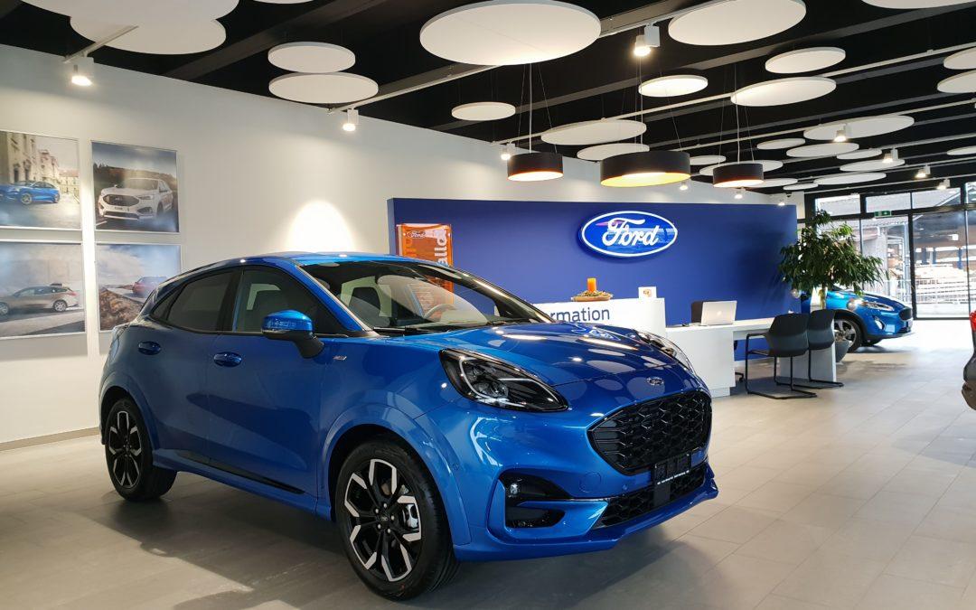 Innovativ und frei – entdecken Sie den Ford Puma!